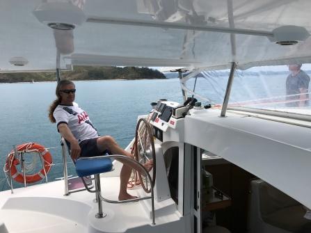 matt boat relax